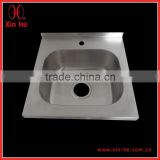 Stainless Steel wallmount Kitchen Sink for hotel