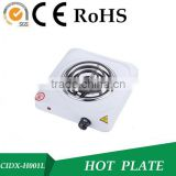 1000W Portable Spiral Electric Hot Plate (CIDX-H001L)