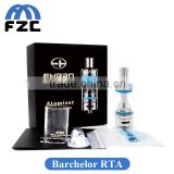 Alibaba Express Hot Selling 4ml Capacity Top Filling Rebuildable Atomizer Original Ehpro Bachelor RTA Tank
