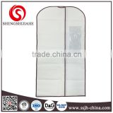 2014 disposable eco-friendly garment bag /suit cover