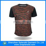 Custom printed top quality sublimation bangkok t-shirt                                                                         Quality Choice
