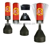 5ft PU free standing heavy boxing bag stand