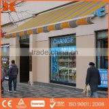 hot product low price low MOQ beautiful apperance canopy awnings vertical awning motorized cassette awning