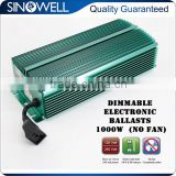 China Honest Manufacturer SINOWELL 1000w HPS DE Grow Light Ballast
