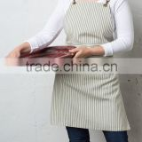 Custom high quality kitchen apron leather strap
