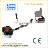 Mini rice harvester,paddy harvester,rice cutter,rice harvest machine with high quality and best price 26cc/33cc/43cc/52cc