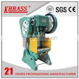 KRRASS aluminum plate machine foil punching machine                                                                         Quality Choice