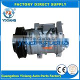 Stable Structure 10SR17 6PK Vehicle Air Conditioning Compressor For Honda
