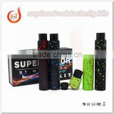 Splatter SMPL Mod Vaporizer Kit with 18650 battery SMPL Mechanical Mod Mini Velocity RDA airflow control atomizer Gift box