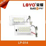 Guangzhou manufacturer high quality led license plate light wholesale led license plate light