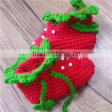 Christmas Santa Baby Shoes Boots
