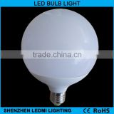 china hot sale 18w dimmable led bulb ce.rohs,emc test 2700k/4200k/6500k