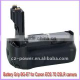 High grade Battery grip for Canon BG-E7