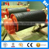 Golden idler pulley supplier flat belt conveyor drive pulley
