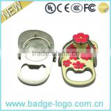 Collectble New Style Metal Shoe Bottle Opener