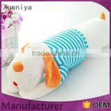 factory wholesale sleeping pillow big sized plush dog body pillow
