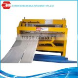 Hydraulic stainless steel straightening machine