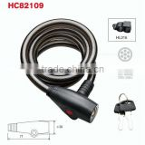 Safety bicycle accessories, spiral lock,bike lock HC82109