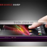 Direct manufacturers selling tempered glass screen protector for sony xperia v