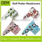 OEM Wholesale PU Golf Covers
