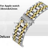 Wholesale For Apple iwatch Accessory Metal Band Strap, for Apple Watch Stainless Steel Wristband
