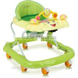 Wholesale China Manufacturer New Model Round Baby Walker With Safety Belt