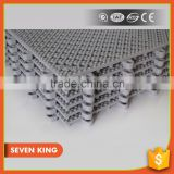 Qingdao 7king draining water plastic floor swimming pool floor