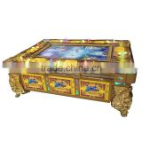 Arcade machine electrical gambling fishing machine coin operate electrical fish hunter machine