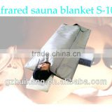 far infrared ray sauna bag for family purpose,healthcare equipment shop, salons and beauty blanket