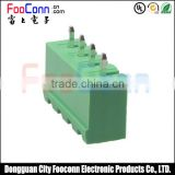 wire crimping pin terminals 5.08mm pitch pcb screw 4 pin terminal block terminal lugs pin type