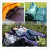 PVC Outdoor Camping Self- inflatable Mattress