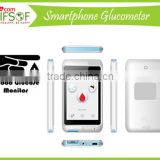 Ce Iso Bluetooth Glucometer, Hot New Products For 2016 , WiFi, Bluetooth, Smartphone Blood Glucose Meter, SIFGLUCO-8.1