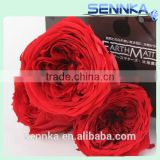 cheap Natural preserved flowers fresh red rose austin wholesal flower from Kunming planting base