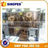 coffee pod senseo making and packing machine