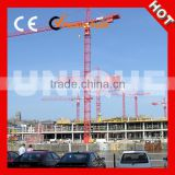 Independent Type QTZ50(4810) Hydraulic-lifting Construction Tower Crane with Mast Section