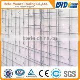 sandwich panel/ 3d panels for wall/ two double layer welded wire sandwich panel