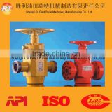 API standard Gate valves wellhead equipment spare parts valve flange drilling fluid manifolds control
