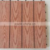 high quality factory manufacture Hot sale Decorative Composite decking material WPC decking floor
