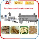 soya protein extruded machine/texture nuggets making machine/isolated soya protein process line