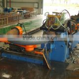 flat face hot induction pipe bending machine 219-1620mm