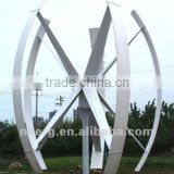 5kww C-shape Vertical Axis Wind Turbines VAWT