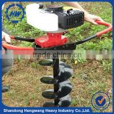 52cc grond land earth auger drill farmland digging machine price