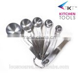 Hot Product Stainless Steel Measuring Spoon Set Selling Like The Hot Cake In Amazon Measuring Cups And Spoons