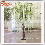 Factory wholesale customized artificial wisteria tree for decoration