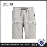 MGOO 2016 Hot Sale Mens Sweat Shorts Adult Potty Training Pants Cotton Polyester French Terry 250g Shorts