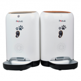 Smart pet feeder for cats