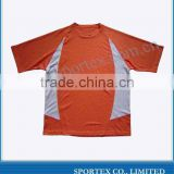 2012 OEM polyester t shirt fa050