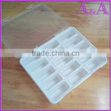 Small Parts Plastic Storage Container /Box For Beads Craft