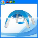 inflatable airtight tent/8m inflatable tent/Inflatable dome tent