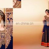 Beautiful Full Length Party Wear Long Anarkali Dress Designer Salwar Kameez Anarkali Bridal Dresses R1349